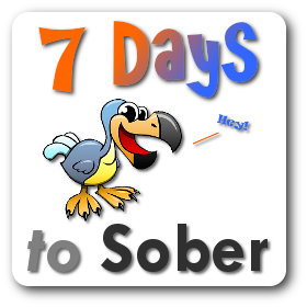 7 days to sober save 50% tile
